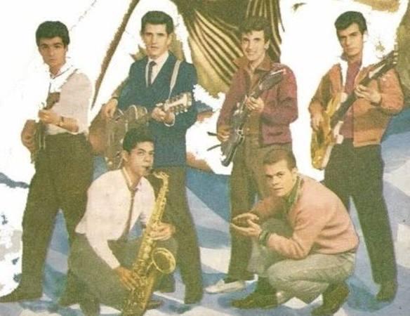 The Jordans - Mingo, Sinval, Aladim, Tony, Irupê e Foguinho