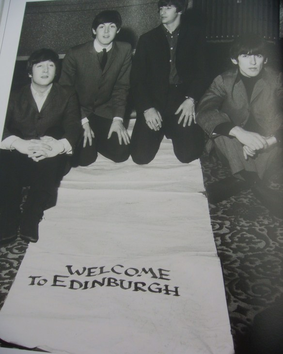 A História dos Beatles e o Natal 022