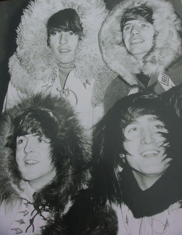 A História dos Beatles e o Natal 030