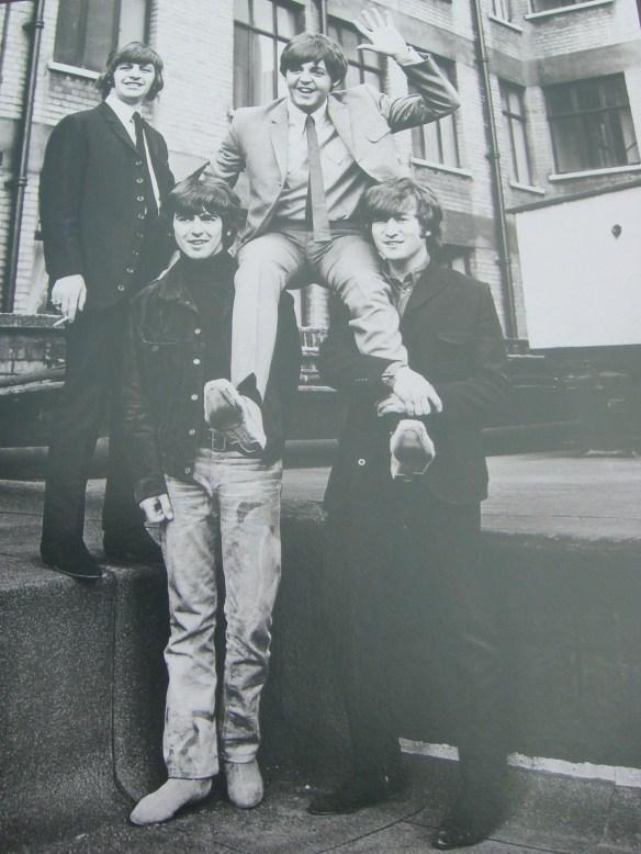 A História dos Beatles e o Natal 041