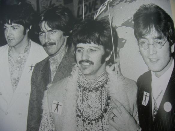 A História dos Beatles e o Natal 046