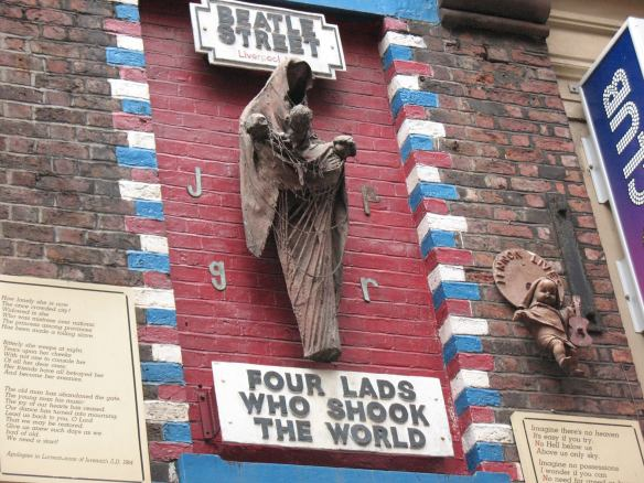 four lads who shook the world