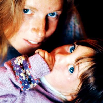 Linda e Mary McCartney