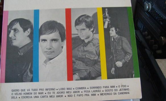 LP Jovem Guarda - 1965