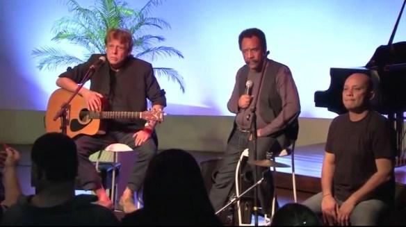 Renato Barros, Cid Chaves e Gelsinho Moraes