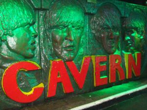 Cavern - capa Beatlemania Club
