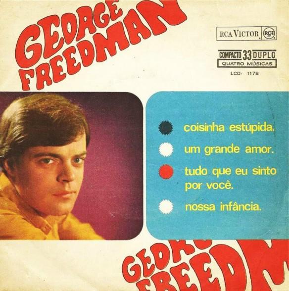 George Freedman - Coisinha Estupida (EP 1967) [1]