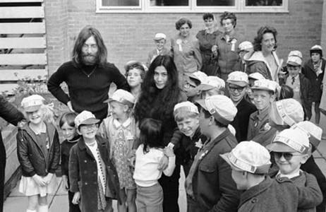 John Lennon last Liverpool visit 1-5