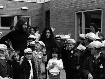 John Lennon last Liverpool visit 1