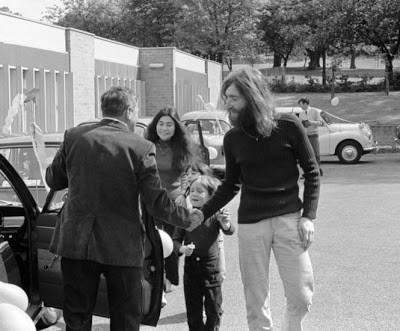 John Lennon last Liverpool visit 6