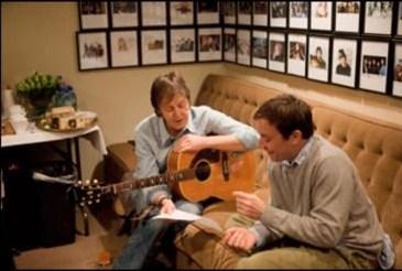Paul e Jimmy Fallon