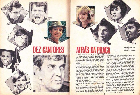Revista - Carlos Imperial
