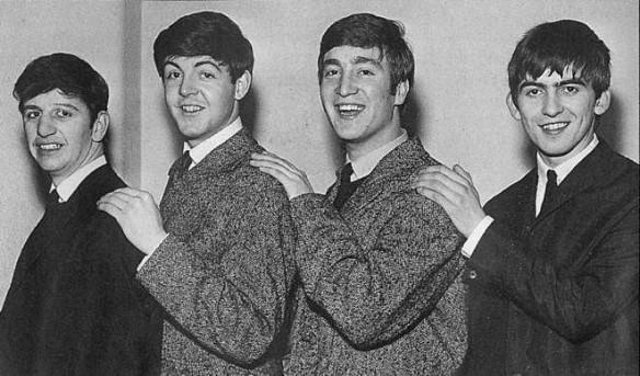 Ringo entra para a banda em 22-08-1962