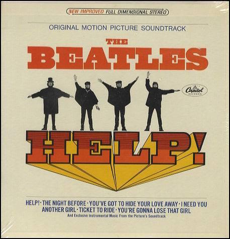 trilha sonora help! 1