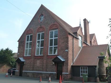 St. Peter's Church Hall. Donna Jackson