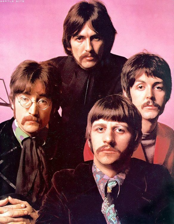 The Beatles pela Anita