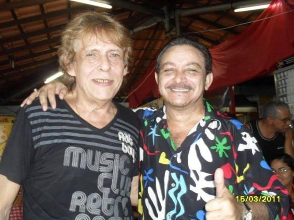 Vicente Telles e Renato Barros