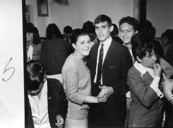 Sérgio Vigilato - 09-10-1966 aniversário de 22 anos