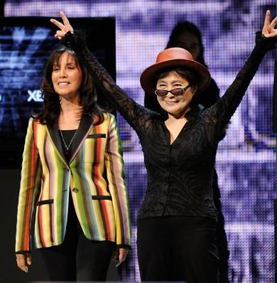 Olivia e Yoko