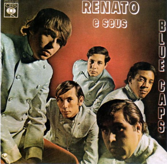 Capa do LP de 1967