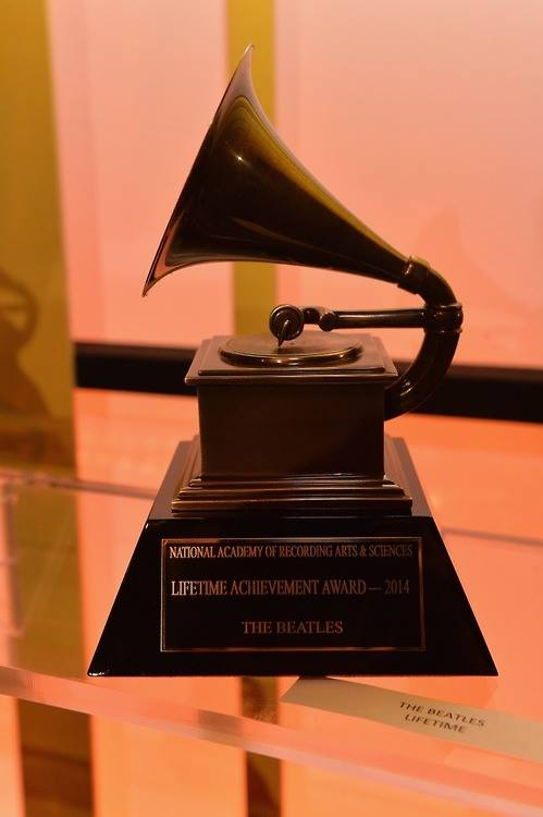 The Beatles - Lifetime award