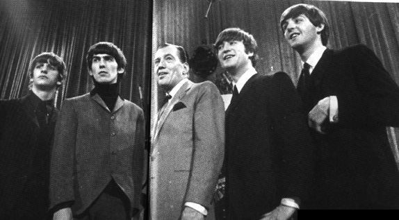The Beatles on Ed Sullivan [1]