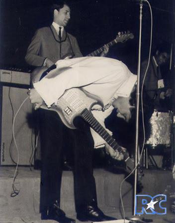 Foto de 1966 - RC e sua Phelpa