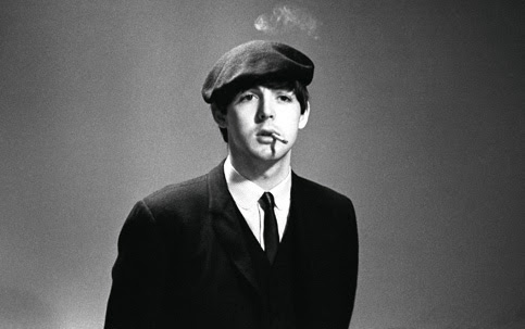 VAIDOSO Retrato de Paul McCartney feito em Paris, em 1964: segundo Ringo, seu público na França era em sua maioria masculino e não incluía as habituais garotas histéricas.