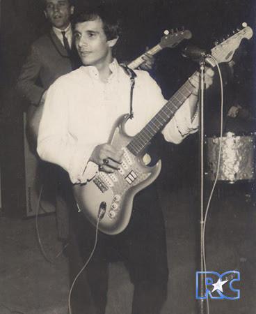 RC, Brunno e Dedé - 1966