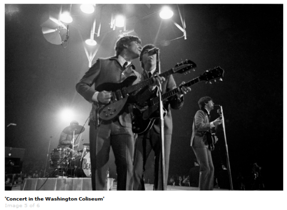 The Beatles - Washington Coliseum 2
