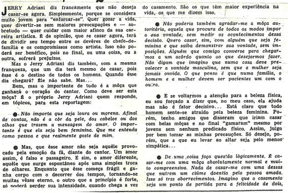 Revista do Rádio 1965 - Jerry 2
