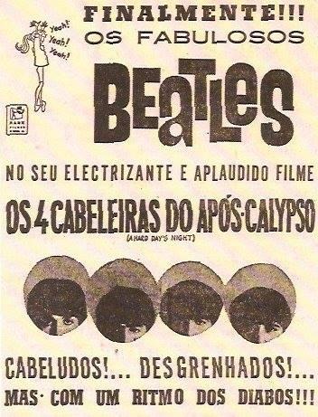 Livro dos Beatles em Portugal 2
