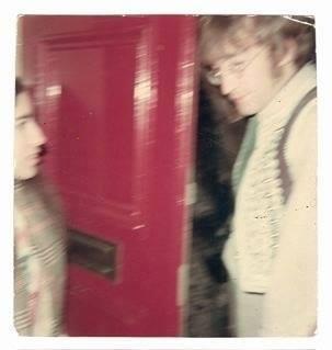 Lizzie Bravo e John Lennon em 1968