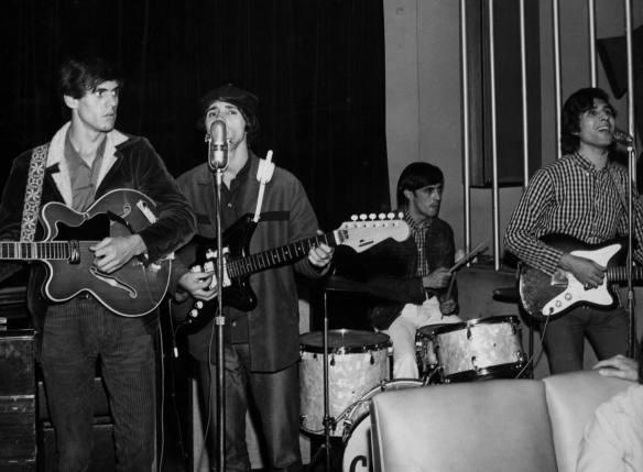 Os Corsos - 1967