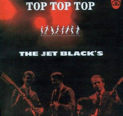 Guitarra de 12 cordas - capa LP TOP TOP TOP