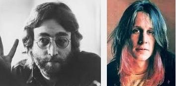 John Lennon e Todd Rundgren