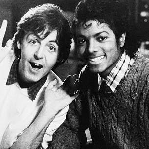McCartney e Jackson