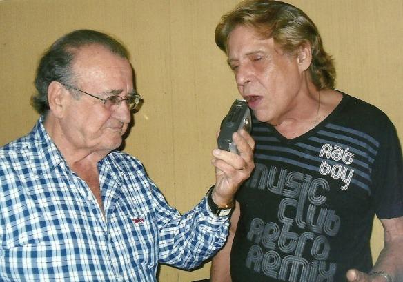 Renato e Aguillar