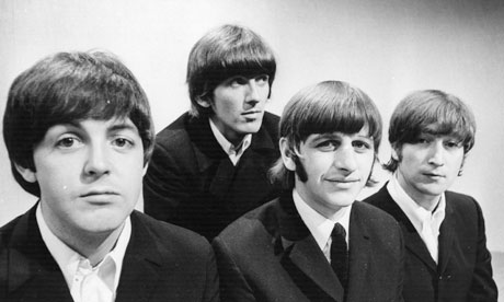 The Beatles - pioneiros