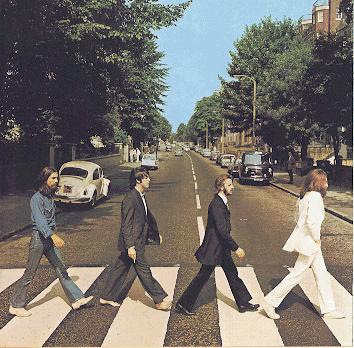 Capa Abbey Road