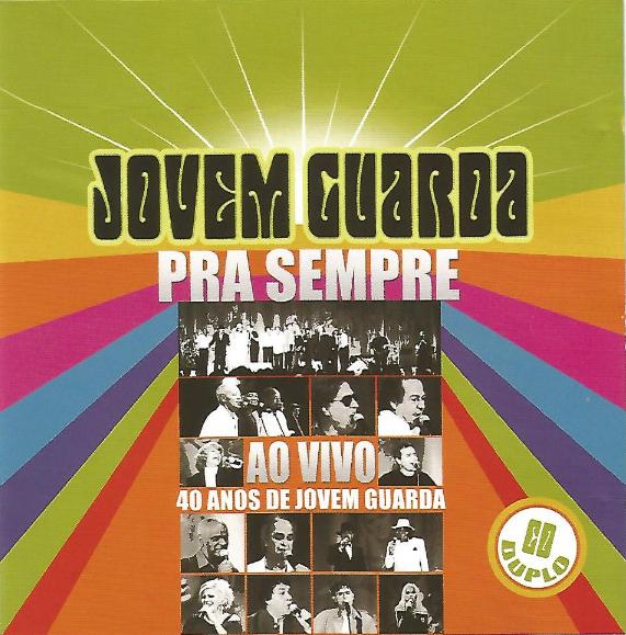 Foto 2 - Capa do DVD sem os patrocinadores