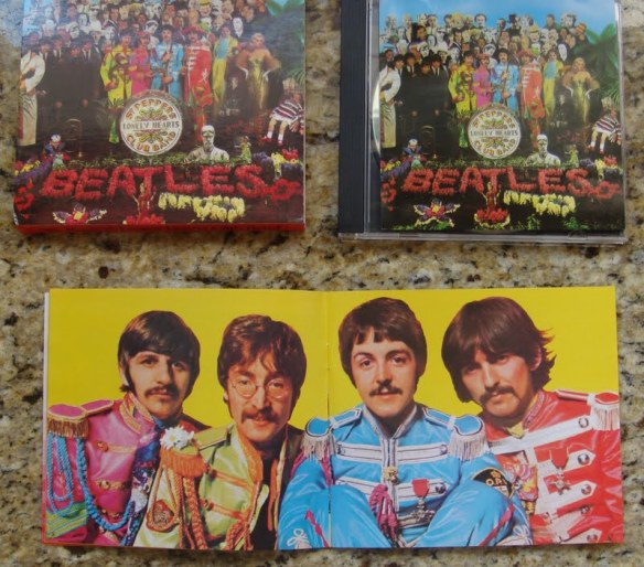CD Sgt. Pepper