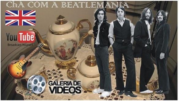 Chá com a Beatlemania 2
