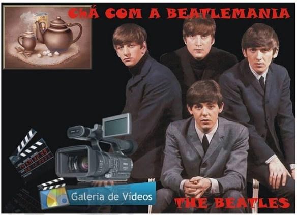Chá com a Beatlemania