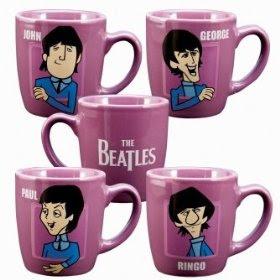 Chá com os Beatles