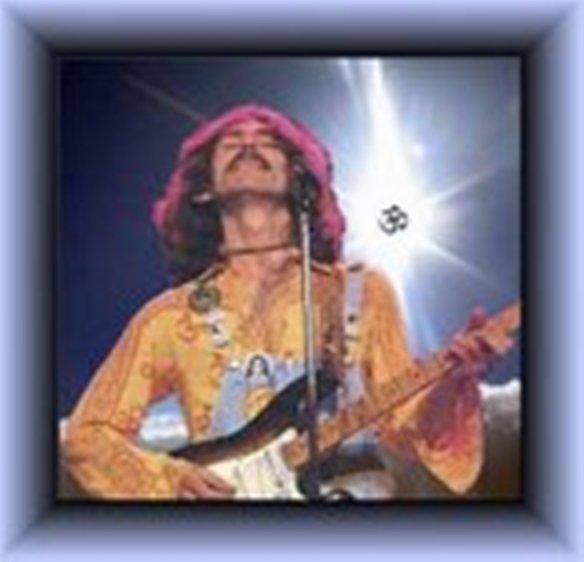 George Harrison OM