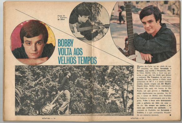 Revista Intervalo - 27-08-1967