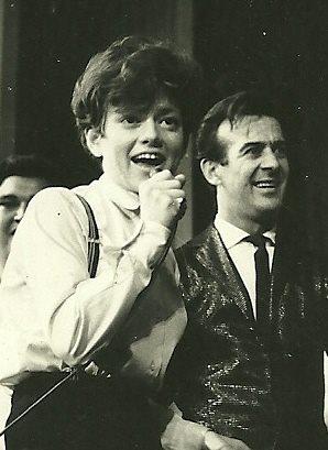 Aguillar e Rita Pavone