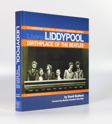 Liddypool - livro by David Bedford