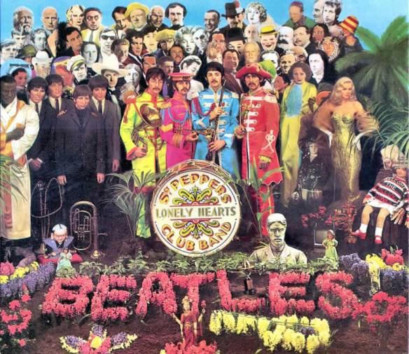Capa Sgt Pepper